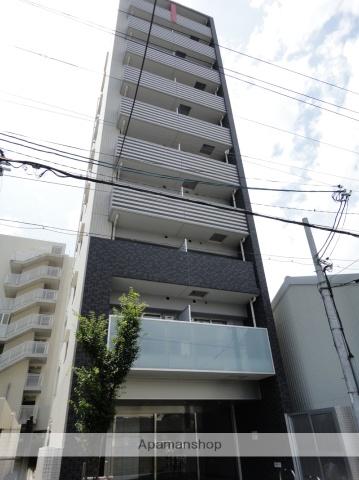 大阪府大阪市阿倍野区、鶴ケ丘駅徒歩12分の築9年 10階建の賃貸マンション