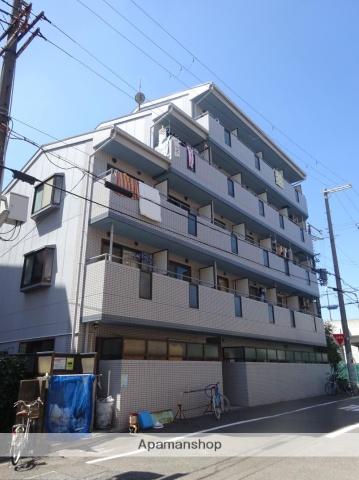 大阪府大阪市住吉区、我孫子町駅徒歩3分の築23年 5階建の賃貸マンション