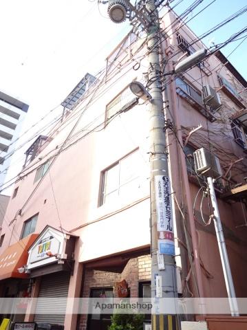 大阪府大阪市阿倍野区、大阪阿部野橋駅徒歩4分の築31年 5階建の賃貸マンション