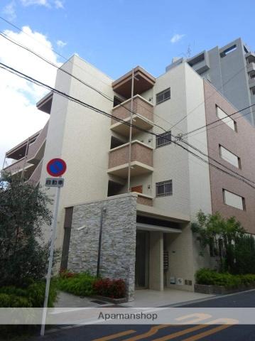 大阪府大阪市阿倍野区、西田辺駅徒歩10分の築3年 4階建の賃貸マンション