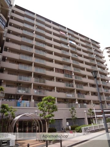 大阪府大阪市阿倍野区、大阪阿部野橋駅徒歩7分の築27年 14階建の賃貸マンション