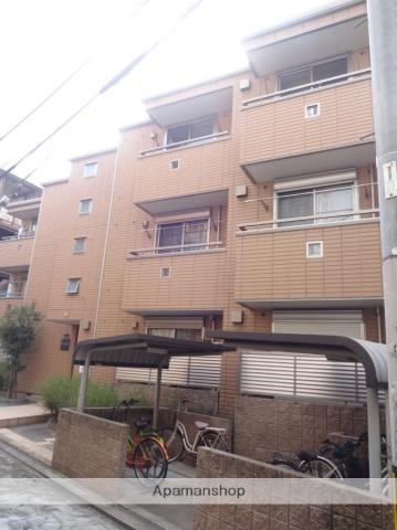大阪府大阪市西成区、岸里玉出駅徒歩3分の築11年 3階建の賃貸マンション