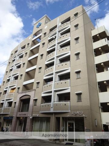 大阪府大阪市平野区、平野駅徒歩15分の築11年 8階建の賃貸マンション