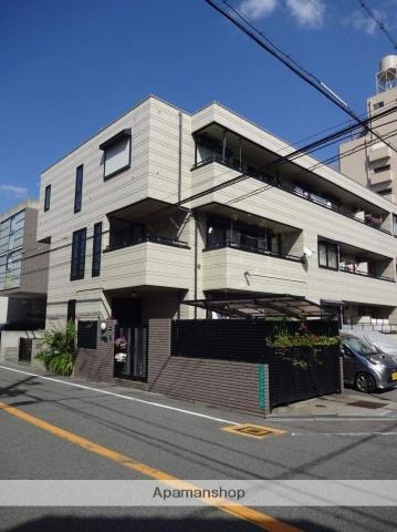 大阪府大阪市阿倍野区、西田辺駅徒歩10分の築19年 3階建の賃貸マンション