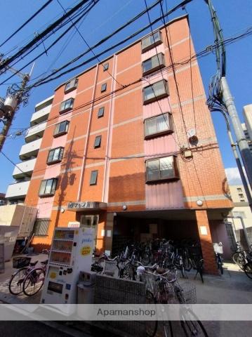 大阪府大阪市西成区、大阪阿部野橋駅徒歩9分の築16年 6階建の賃貸マンション