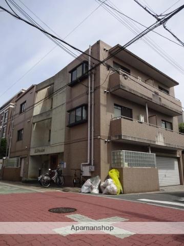 大阪府大阪市阿倍野区、天王寺駅徒歩19分の築25年 3階建の賃貸マンション