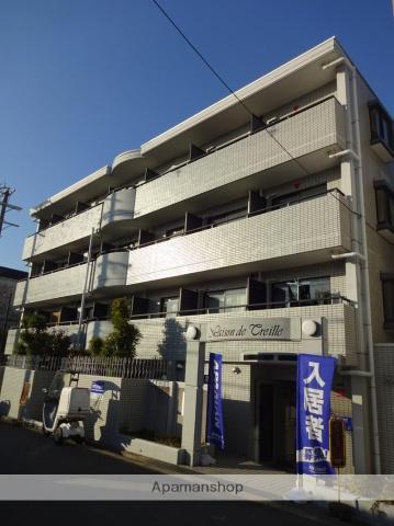 大阪府大阪市住吉区、長居駅徒歩10分の築30年 4階建の賃貸マンション