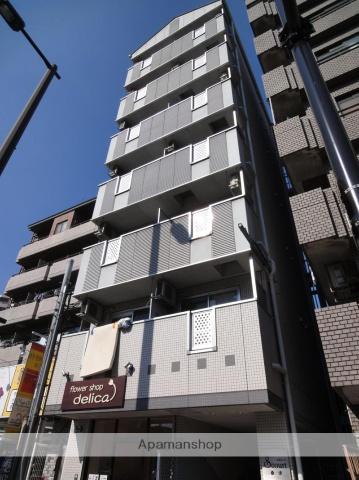 大阪府大阪市東住吉区、天王寺駅徒歩15分の築12年 7階建の賃貸マンション