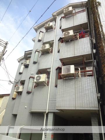 大阪府大阪市東住吉区、今川駅徒歩5分の築26年 4階建の賃貸マンション