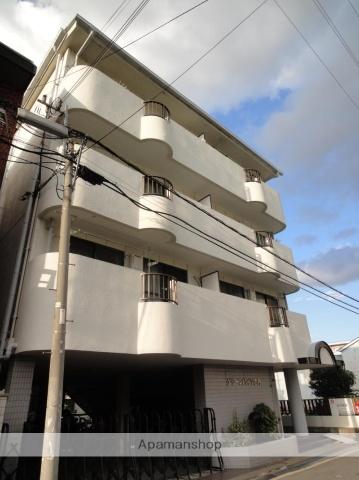 大阪府大阪市平野区、久宝寺駅徒歩22分の築28年 4階建の賃貸マンション