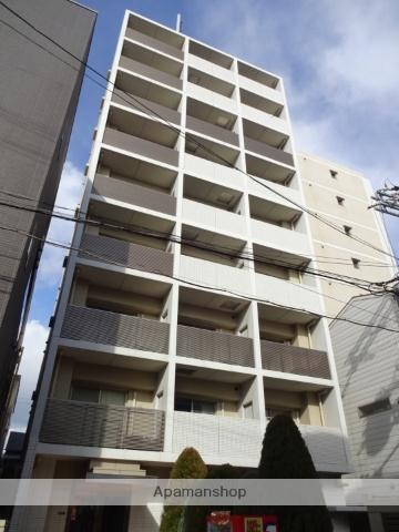 大阪府大阪市阿倍野区、昭和町駅徒歩15分の築9年 9階建の賃貸マンション