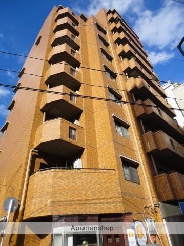 大阪府大阪市天王寺区、天王寺駅徒歩7分の築33年 11階建の賃貸マンション