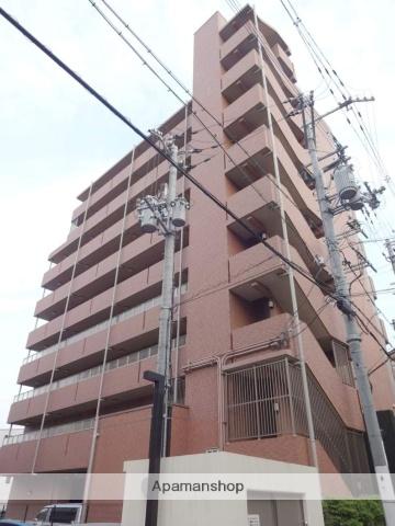 大阪府大阪市阿倍野区、昭和町駅徒歩8分の築10年 9階建の賃貸マンション