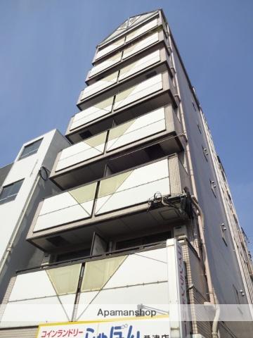 大阪府大阪市東住吉区、東部市場前駅徒歩6分の築26年 8階建の賃貸マンション