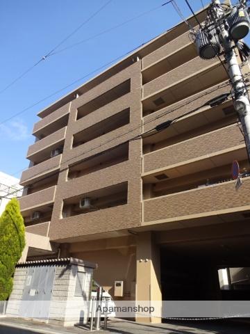 大阪府大阪市阿倍野区、寺田町駅徒歩9分の築18年 6階建の賃貸マンション