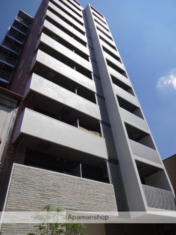 大阪府大阪市天王寺区、大阪阿部野橋駅徒歩12分の築3年 12階建の賃貸マンション