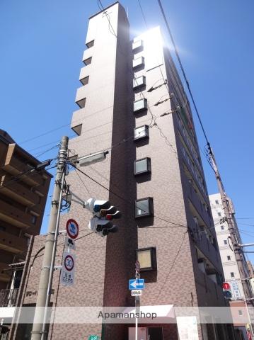 大阪府大阪市阿倍野区、大阪阿部野橋駅徒歩7分の築16年 9階建の賃貸マンション