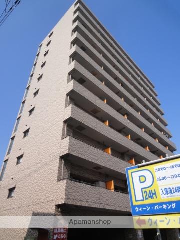 大阪府大阪市住吉区、住吉東駅徒歩8分の築7年 11階建の賃貸マンション