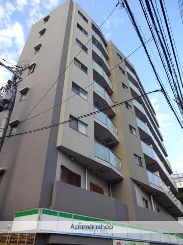 大阪府大阪市西成区、大阪阿部野橋駅徒歩12分の築8年 8階建の賃貸マンション
