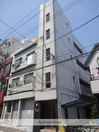 大阪府大阪市天王寺区、寺田町駅徒歩11分の築44年 4階建の賃貸マンション