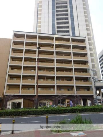 大阪府大阪市阿倍野区、天王寺駅徒歩5分の築9年 8階建の賃貸マンション