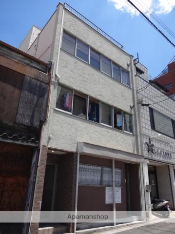 大阪府大阪市阿倍野区、天王寺駅徒歩4分の築11年 3階建の賃貸マンション