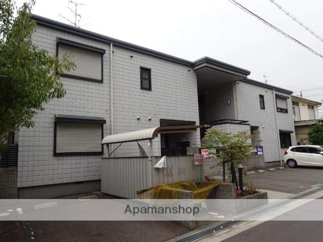 大阪府大阪市住吉区、帝塚山駅徒歩4分の築18年 2階建の賃貸アパート
