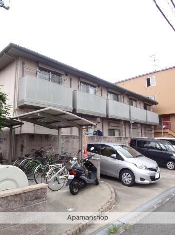 大阪府大阪市平野区、矢田駅徒歩20分の築9年 2階建の賃貸アパート