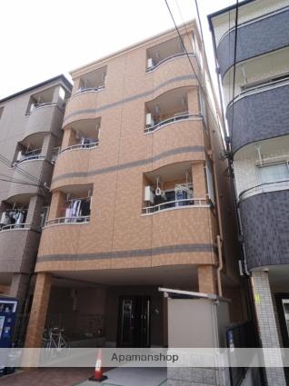大阪府大阪市住吉区、我孫子町駅徒歩11分の築7年 4階建の賃貸マンション