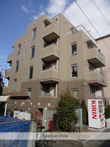 大阪府大阪市生野区、寺田町駅徒歩2分の築22年 4階建の賃貸マンション