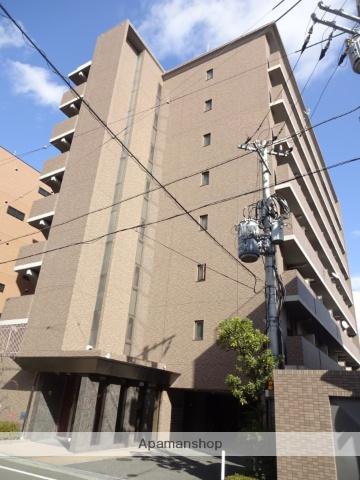 大阪府大阪市東住吉区、東部市場前駅徒歩1分の築11年 8階建の賃貸マンション
