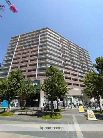 大阪府大阪市天王寺区、鶴橋駅徒歩7分の築9年 15階建の賃貸マンション