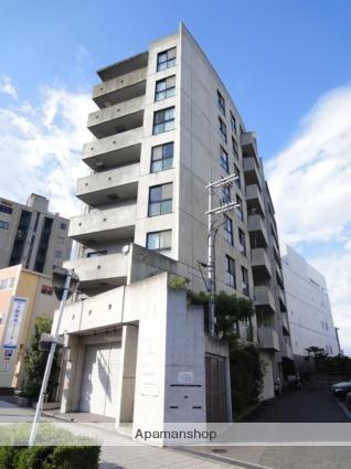 大阪府大阪市平野区、平野駅徒歩8分の築21年 8階建の賃貸マンション