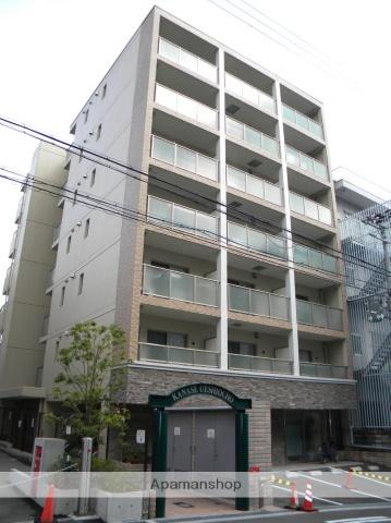 大阪府大阪市天王寺区、大阪上本町駅徒歩11分の築8年 7階建の賃貸マンション
