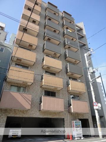 大阪府大阪市天王寺区、天王寺駅徒歩10分の築12年 9階建の賃貸マンション