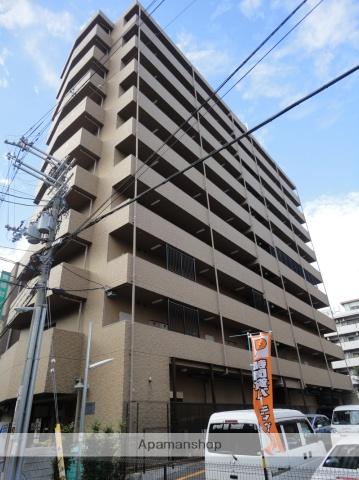 大阪府大阪市天王寺区、天王寺駅徒歩4分の築12年 10階建の賃貸マンション