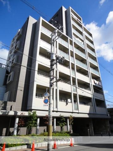 大阪府大阪市天王寺区、天王寺駅徒歩17分の築9年 11階建の賃貸マンション