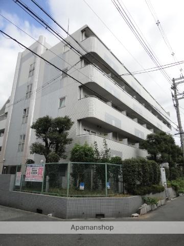 大阪府大阪市東住吉区、今川駅徒歩15分の築25年 5階建の賃貸マンション