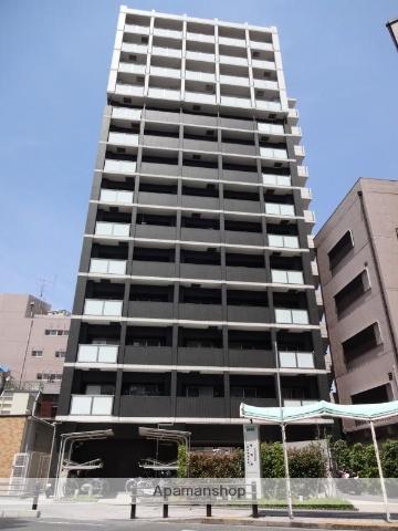 大阪府大阪市天王寺区、天王寺駅徒歩12分の築8年 14階建の賃貸マンション