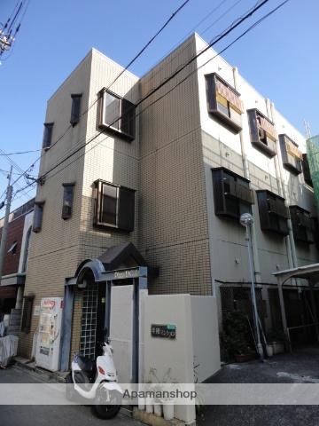 大阪府大阪市阿倍野区、昭和町駅徒歩11分の築28年 3階建の賃貸マンション