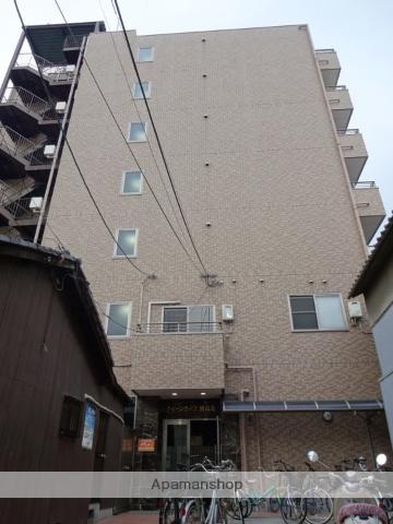 大阪府大阪市生野区、鶴橋駅徒歩12分の築10年 7階建の賃貸マンション