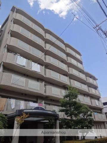 大阪府大阪市阿倍野区、大阪阿部野橋駅徒歩10分の築20年 7階建の賃貸マンション