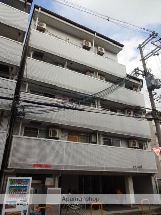 大阪府大阪市東住吉区、矢田駅徒歩11分の築25年 5階建の賃貸マンション