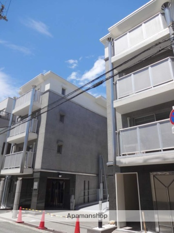 大阪府大阪市住吉区、西田辺駅徒歩14分の築27年 4階建の賃貸マンション