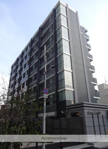 大阪府大阪市天王寺区、寺田町駅徒歩10分の築2年 8階建の賃貸マンション