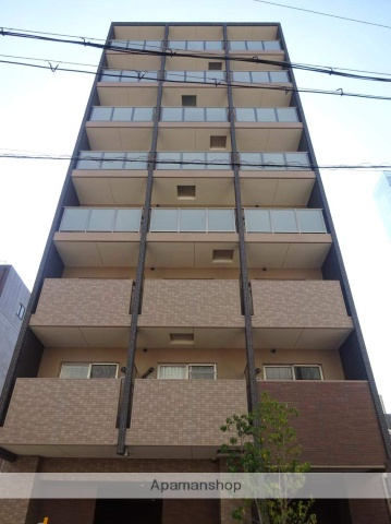 大阪府大阪市天王寺区、寺田町駅徒歩7分の築1年 8階建の賃貸マンション