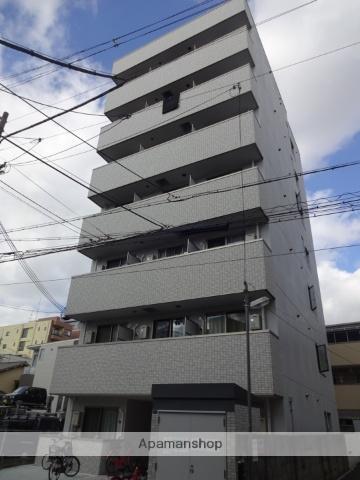 大阪府大阪市西成区、天下茶屋駅徒歩5分の新築 7階建の賃貸マンション