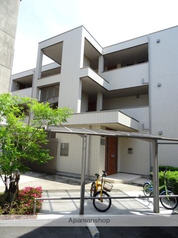 大阪府大阪市住之江区、住ノ江駅徒歩20分の築5年 3階建の賃貸マンション