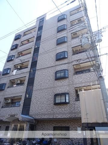 大阪府大阪市生野区、東部市場前駅徒歩20分の築26年 7階建の賃貸マンション