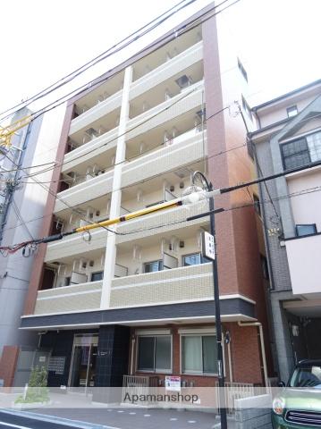 大阪府大阪市阿倍野区、南田辺駅徒歩9分の新築 6階建の賃貸マンション